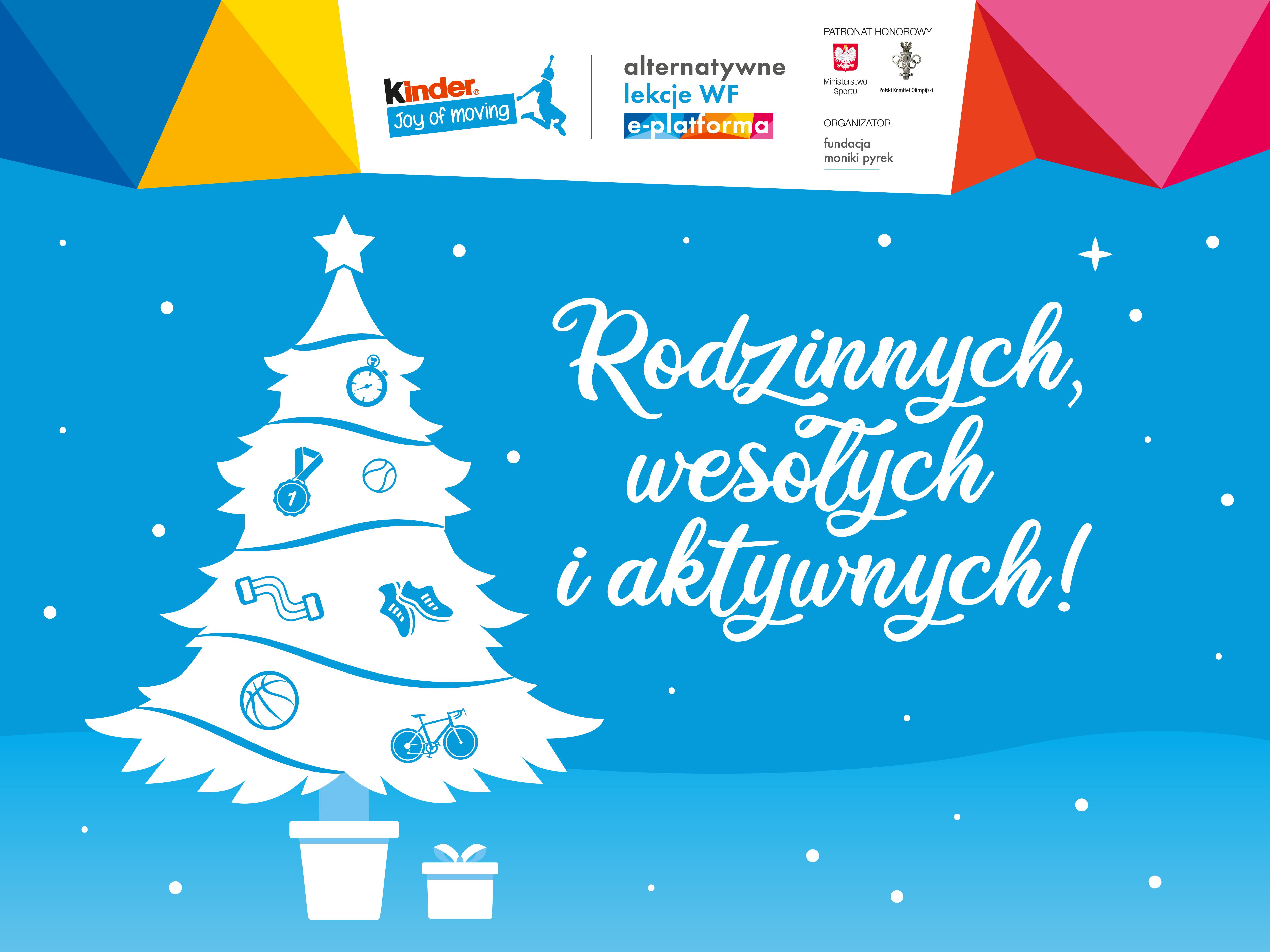 Wesołych Świąt Bożego Narodzenia od Drużyny Fundacji